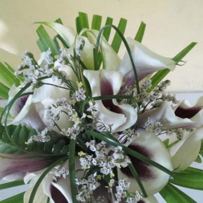 Bridal Hand-Tied