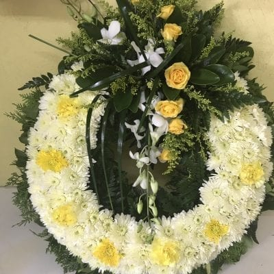 Funeral Wreaths Barbados